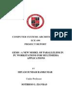 ECE 690 Project Report SR658 31345543
