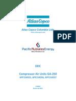DDC Compresores Attlas Copco