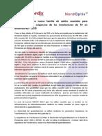 Familia Coaxiales NORDIX LTE 4 Rev-20150126