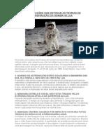 10 Explicações Que Detonam as Teorias de Conspiração Do Homem Na Lua