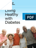 Living Healthy With Diabetes - For Senior Adults