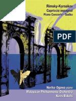 Rimsky-Korsakov Booklet