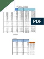 Excel Sheet AIFS HW