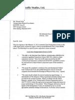 7 - Response to Greg Lecks Letter