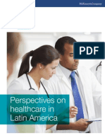 Perspectives on Healthcare in Latin America