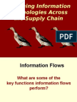 Managing Information Across Supply Chain