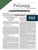 Casacion Tacna 136-2013