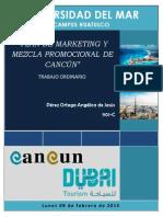 Plan de Marketing Cancun