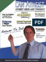 American Atheist Magazine May/June 2009