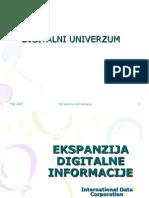 Ekspanzija digitalne informacije