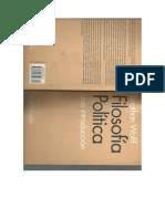 Wolff, J Filosofía Política. Una Introducción