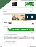 Mexico Legal Primera Epoca - Consulta_ Integración 5 Al Millar Por Inspección - Foros de Discusión en México Legal