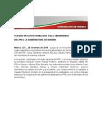 26-01-15 Claudia Pavlovich Arellano Es La Abanderada Del Pri a La Gubernatura de Sonora