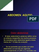 Abdomen Agudo CMP