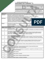 UDF - Tributário II (Plano de Ensino)