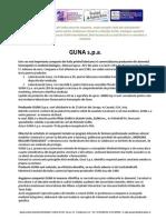 4. GuGuna prezentare firma 2014.08.21 ro.pdna Prezentare Firma 2014.08.21 Ro