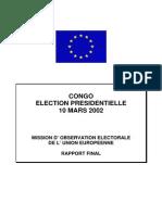 Congo Brazzaville - EU Rapp012