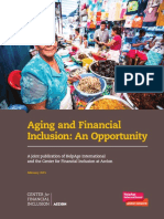 Aging and Financial Inclusion
