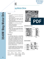3 Axis TB6560 v Type Driver User Manual | Engraving | Embedded System