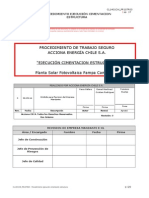 Proced Cimentaciones Estructura