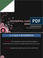 1_Sistemática, classificação e biodiversidade.pdf