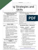 u5w1reading skills and strategies