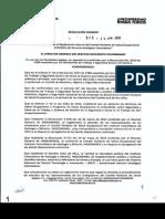 Resolucion 101 Del 14 de Junio 2013 COPASO