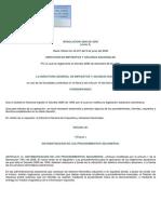 Requisitos de La Factura Art 188
