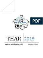 Final Brochure RTU THAR 2015
