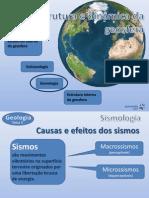Geologia - sismologia 10º ano