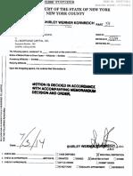AGO v DLJ Fraud Dismissal
