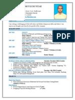 Nabeel CV