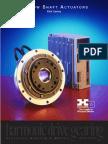 biffi icon 2000 actuator harmonic drive hallow shaft actuators catalog