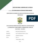 Informe de Mucuna