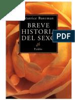 Breve Historia Del Sexo