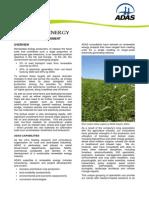 ADAS Biomass Capability