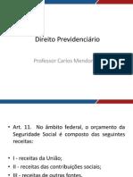 Direito Previdenciário - Carlos Mnedonça