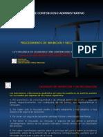 (8) Procedimiento de Inhibicion y Recusacion Lojca-2010