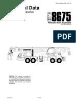 75 Ton Truck Crane