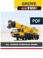 120 Ton All Terrain