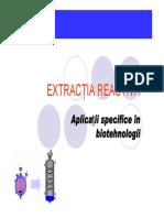 07 Extractia reactiva