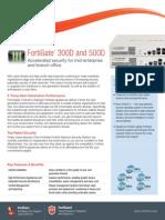 Manual FortiGate-500D