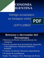 73-83 Vertigo Economico en Tiempos Violentos