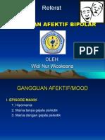 Presentasi Referat Gangguan Bipolar