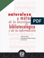 Naturaleza Metodo Investigacion Bibliotecologica