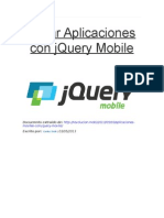 Crear Aplicaciones Con JQuery Mobile