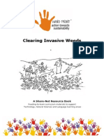 Clearing Invasive Weeds - Teacher Handbook for School Gardening