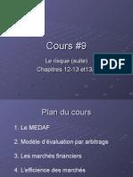 E2007-1-1162879.Cours9-Risque(suite)