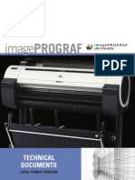 ImagePROGRF IPF770 IPF670 Brochure