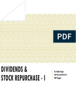 #4-Dividends & Share Repurchase-1
